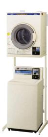 洗濯機+専用ユニット+乾燥機