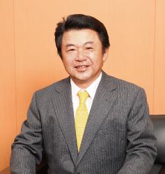 太陽セランドホールディングス株式会社 代表取締役社長 中島健介